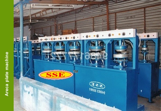 Hydraulic Paper Plate Making Machine Single Die Machine GULBARGA Karanataka