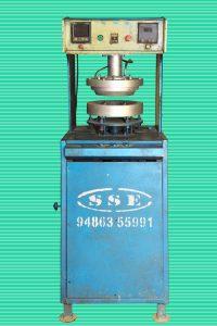 Manual Areca Leaf Plate Making Machine
