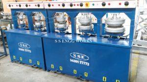 Semi Automatic Areca Leaf Plate Making Machine