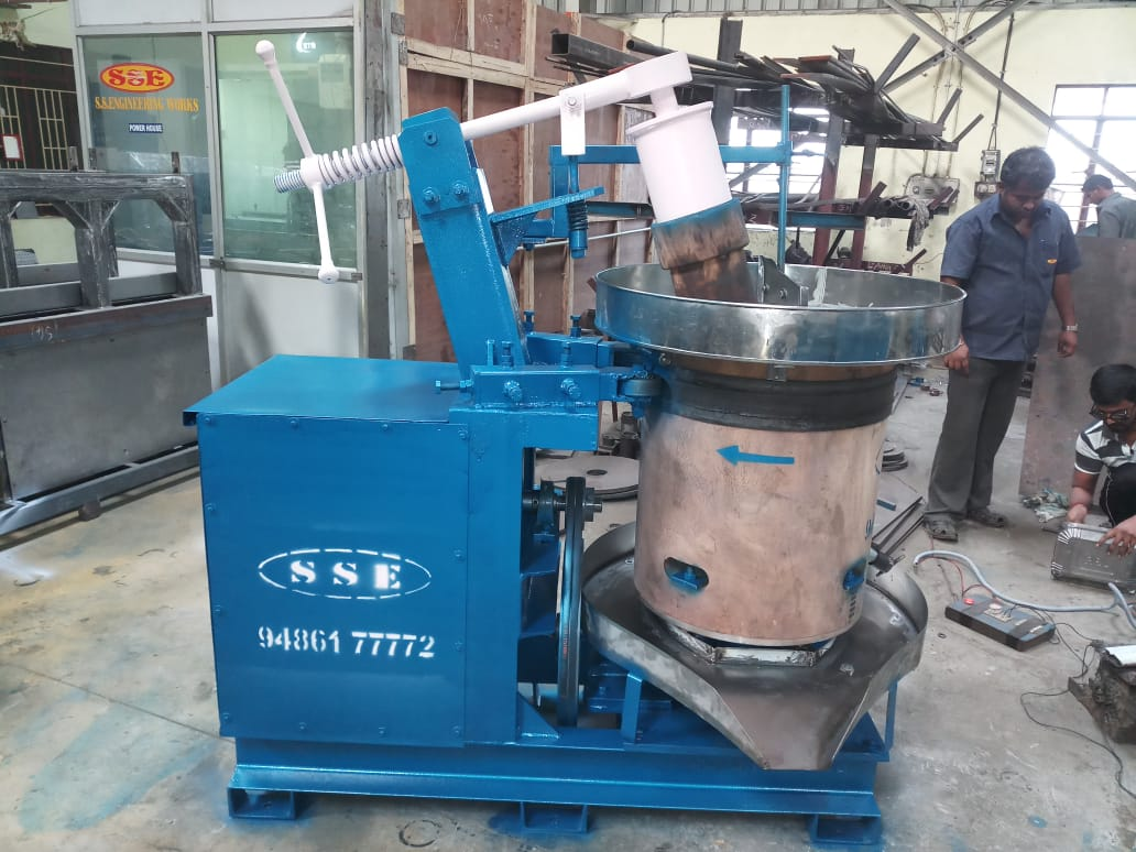 Ghani Oil Extraction Machine