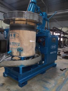 Wooden Chekku Machine