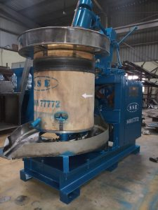 Wood Chekku Oil Making Machine