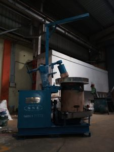 Chekku Oil Machine