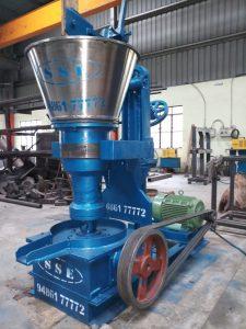 Oil Seeds Crushing Machine