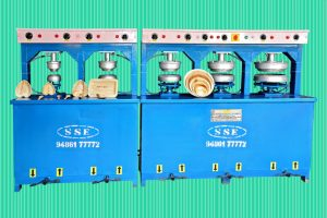 Areca Plate Making Machine Semi-Automatic