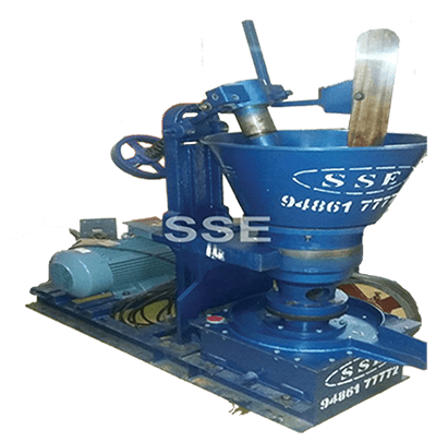Rotary Making Machines - Oil Extracting