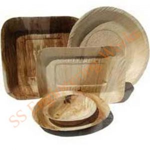 types and shapes of areca plate