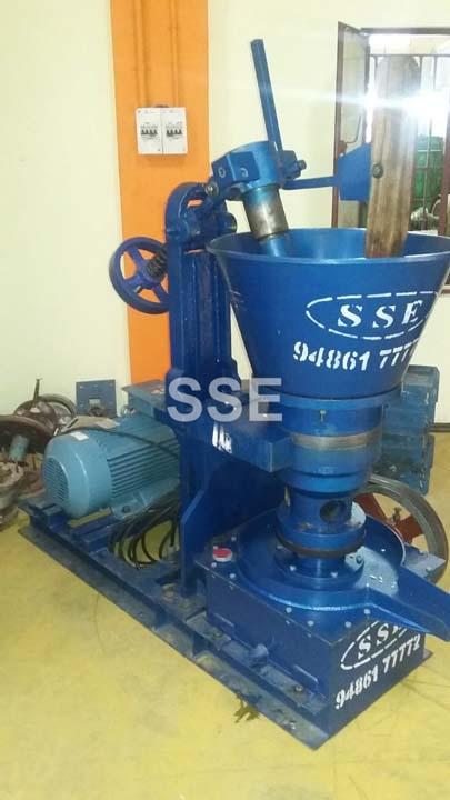Rotary Oil Making Machine