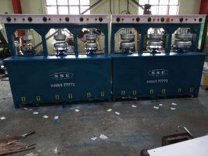 Areca Paper Plate Making Machine