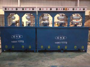 Semi Automatic Areca Leaf Plate Making Machines Manufactures