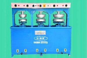 Semi Areca leaf Plate Machines