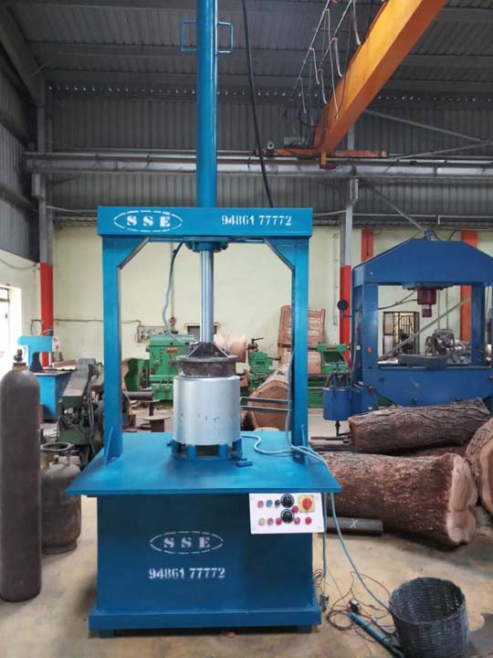 Semi Automatic Areca Leaf Plate Making Machines Manufactures