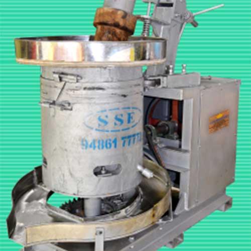 Rotary Vein Chekku Machines